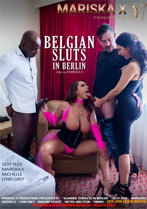 Belgian Sluts in Berlin