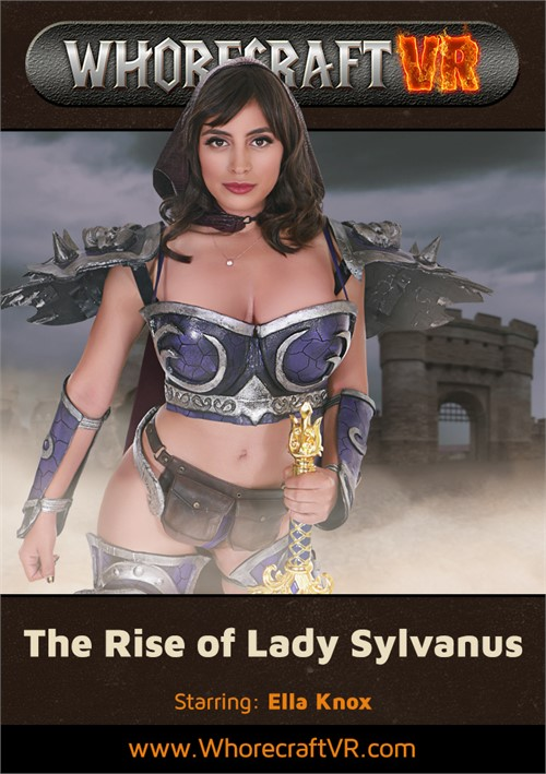 The Rise Of Lady Sylvanus Boxcover