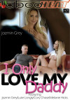 Jazmin Grey in I Only Love My Daddy Boxcover