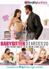 Babysitter Diaries 20HD porn video from Reality Junkies