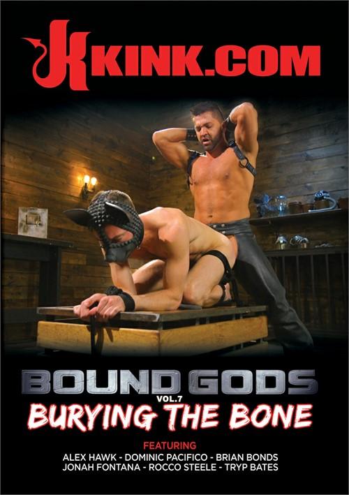 Bound Gods Vol. 7: Burying The Bone Boxcover