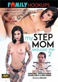 My Stepmom Seduced Me 2