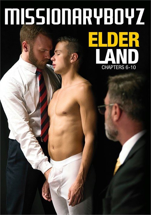 Elder Land Chapters 6-10 Cover Front