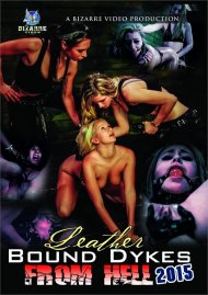 Leather Bound Dykes from Hell 2015 Porn Video