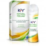 K-Y Natural Feel Lubricant with Botanical Essence - 1.69 oz. Sex Toy
