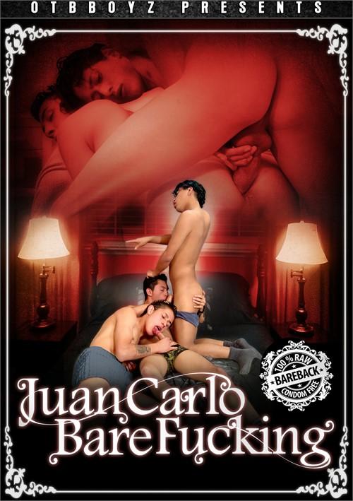 Juan Carlo Bare Fucking Boxcover