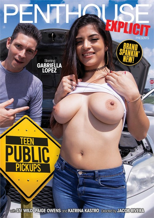 Teen Public Pickups Boxcover