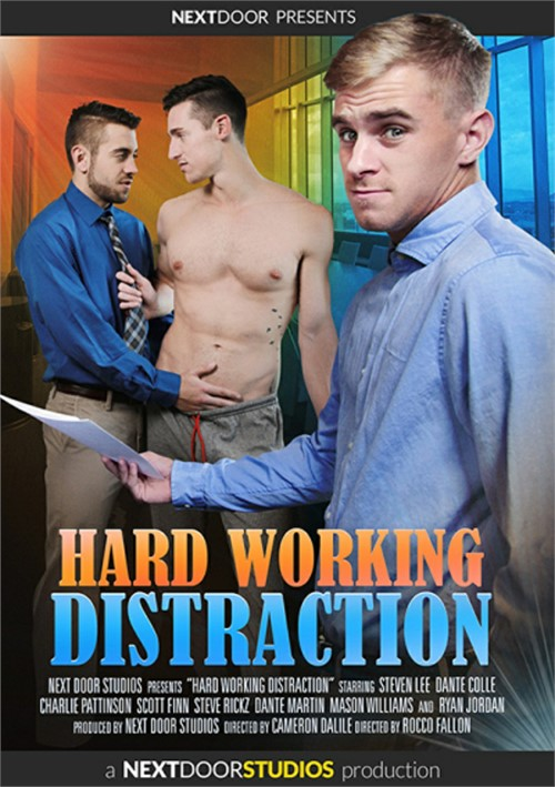 Hard Working Distraction Cover Front