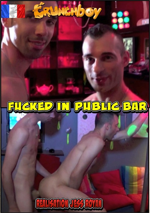 Fucked in Public Bar Boxcover
