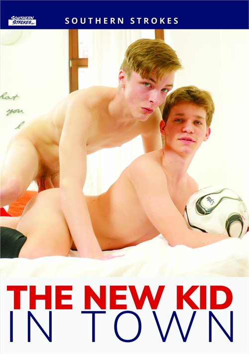 The New Kid In Town Boxcover