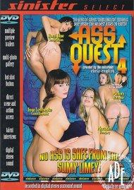 Ass Quest 4 Porn Movie
