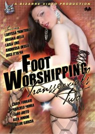 Foot Worshipping Transsexuals 2 Porn Video
