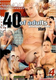 40 of Adults Youngest Male Stars Gay Porn Movie