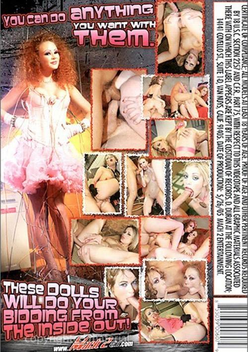 дело порно фильм заколдованная кукла выбила