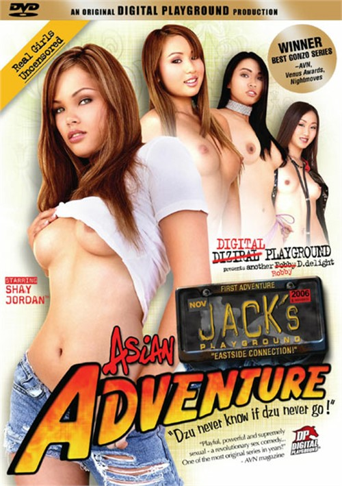 Jacks Playground: Asian Adventure