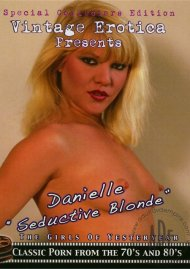 "Danielle ""Seductive Blonde"" Porn Video"