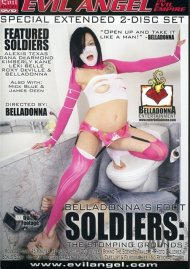 Belladonna's Foot Soldiers: The Stomping Grounds Porn Video
