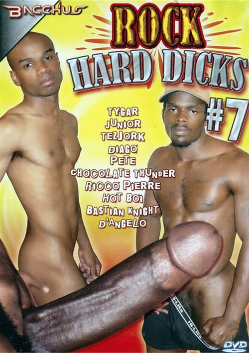 Rock Hard Dicks #7 Boxcover
