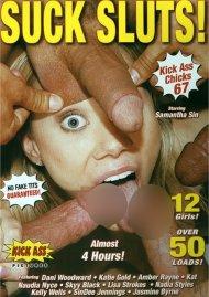 Kick Ass Chicks 67: Suck Sluts! image