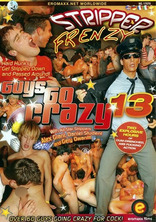 Guys Go Crazy 13 Boxcover