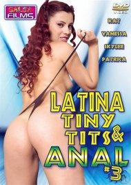 Latina Tiny Tits & Anal #3  image