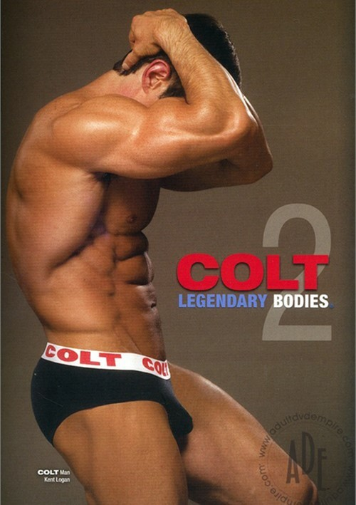 Legendary Bodies 2 Cover Front