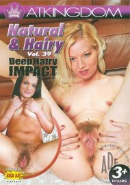 ATK Natural & Hairy 39: Deep Hairy Impact Porn Video