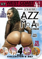 Azz And Mo Ass 4 Pack Porn Movie