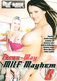 Three-Way MILF Mayhem 8 Porn Video