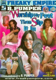 Worship My Feet Then Slip It In Porn Video