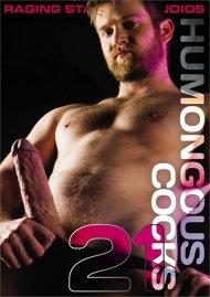 Humongous Cocks #21 gay porn DVD from Raging Stallion Studios