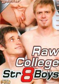 Raw College Str8 Boys image