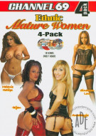 Ethnic Mature Women 4-Pack Porn Movie