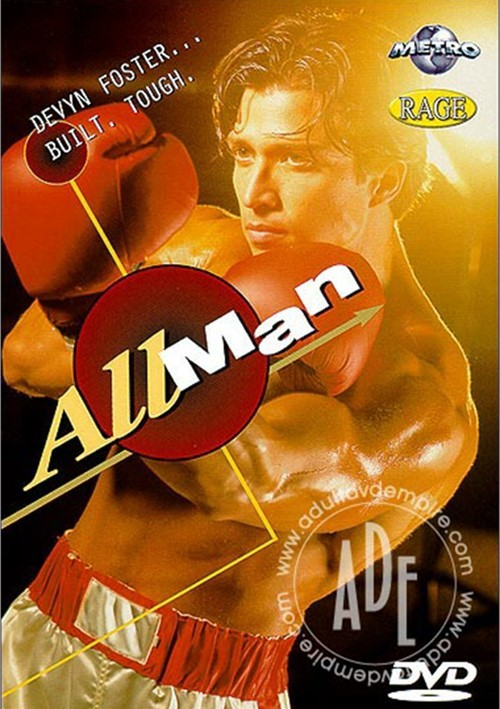 All Man Boxcover