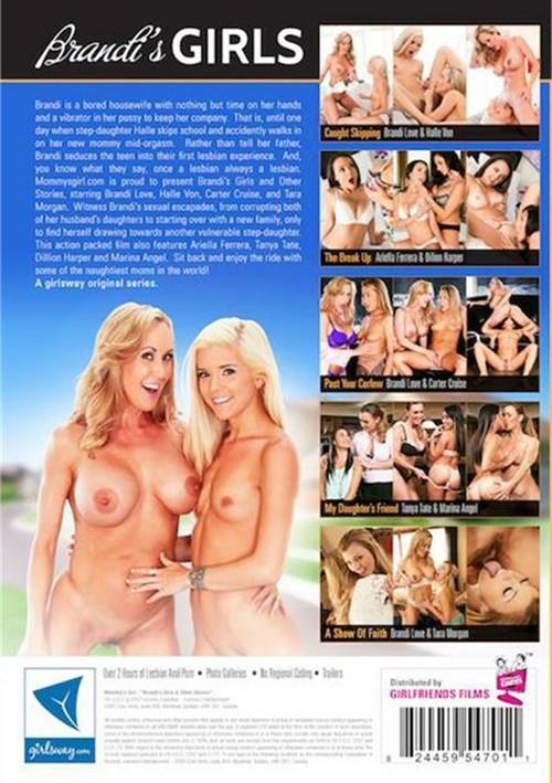 Brandi's Girls Boxcover