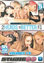 2 Heads Are Better Than 1 Vol. 1-5