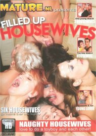 Filled Up Housewives Porn Video