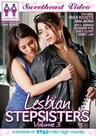 Lesbian Stepsisters Vol. 3