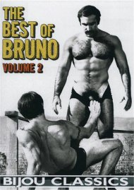 The Best of Bruno Volume 2 gay porn streaming video from Bijou Classics.