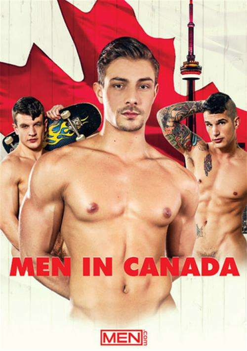 Men in Canada Cover Front