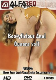 Bootylicious Anal Queens Vol. 1 Porn Video