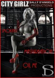 Smoking, Masturbation, Oil Me Porn Video