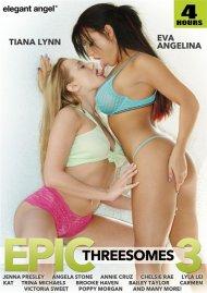 Epic Threesomes 3 Porn Movie