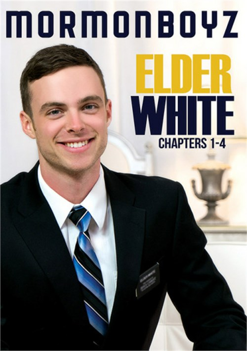 Elder White: Chapters 1-4 Boxcover