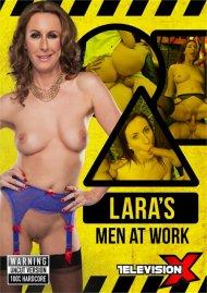 Lara's Men At Work Porn Video