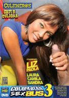 Colombian Sex Bus Vol. 3 Porn Movie