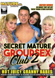 Secret Mature Group Sex Club 2 Porn Video