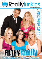 Filthy Family 4-Pack Porn Movie