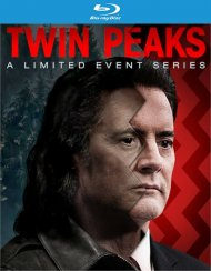 Twin Peaks: A Limited Event Series Blu-ray Movie