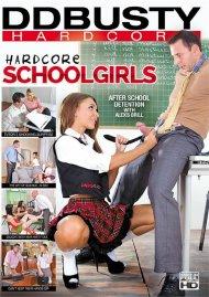 Hardcore Schoolgirls porn video from DD Busty.